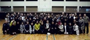 長野県DSC主催アレクサンダ-・テクニーク講座(2015年3月1日)記念写真