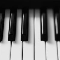 Musical Instrument Keyboard Keys
