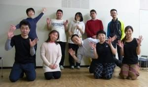 札幌グループレッスン(2015年3月21日)