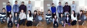 2015年2月7日(土)静岡グループレッスンの記念写真