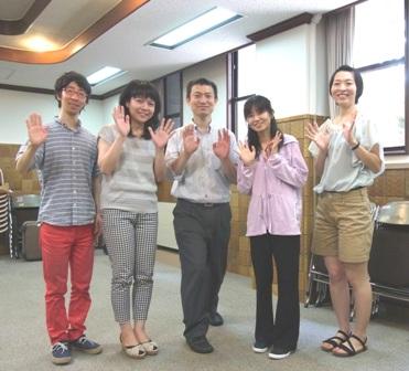 横浜グループレッスンー2015年7月26日(日)