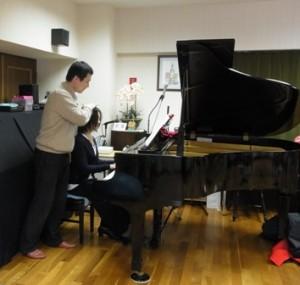 アレクサンダー・テクニークを使って、ピアノを弾く