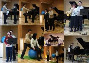 宇都宮大学教育学部音楽専修クラス2016年3月