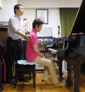 ピアノ-私たち自身の奥行きを大事にする