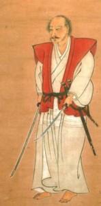 宮本武蔵-肖像