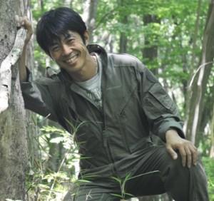 ブッシュクラフト講師 川口拓さん