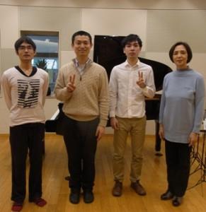 東京グループ-2015年1月17日(日)