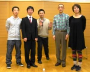 東京グループ記念写真-2015年2月23日(月)