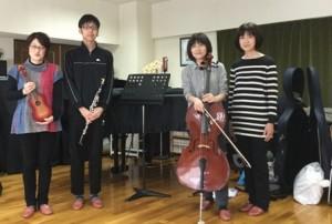 3月26日(土)札幌グルプレッスンの記念写真
