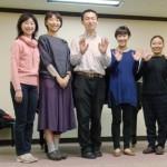 2016年4月13日(水)アレクサンダーテクニーク東京グループ
