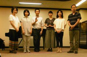 横浜グループレッスン-2016年7月31日