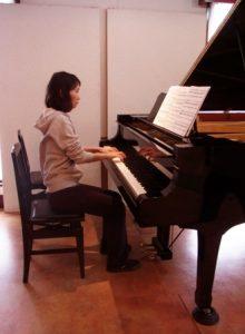 ピアノ-アフター