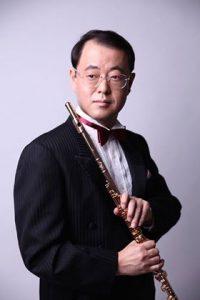 東京学芸大学准教授 フルート奏者 清水和高 先生
