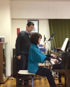 ピアノ演奏-アフター