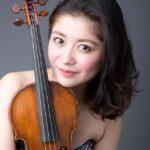 ヴァイオリン奏者 藤田有希さん-アレクサンダ-テクニークのレッスンを受講中
